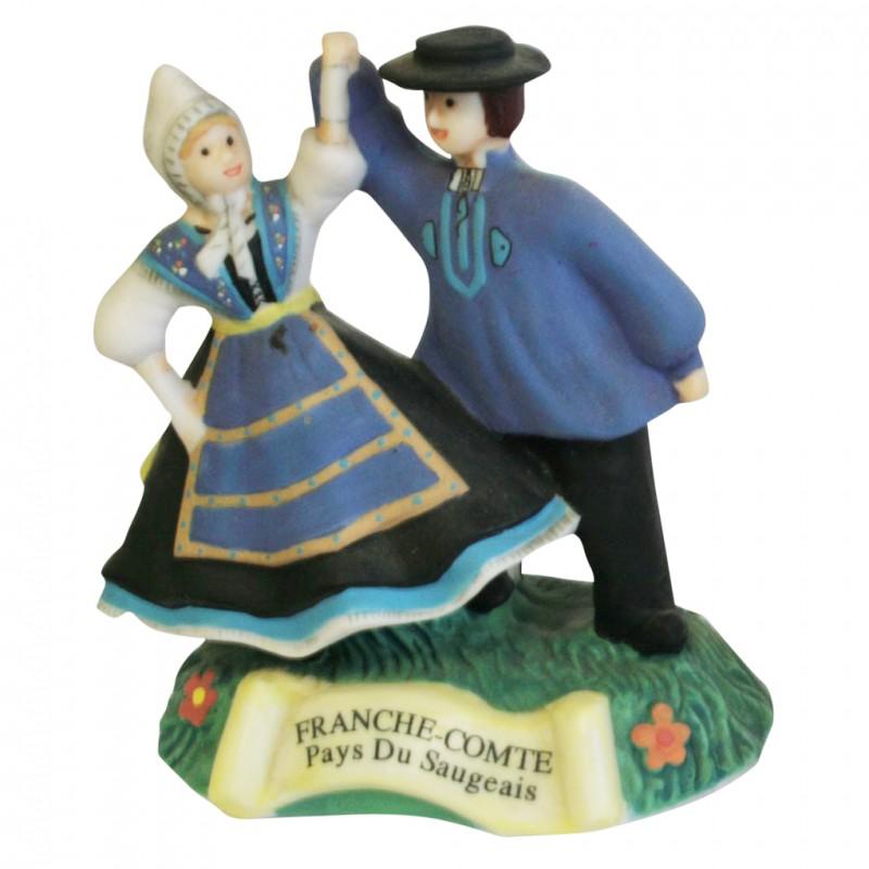 Costumes de Franche Comté:  Pays du Saugeais