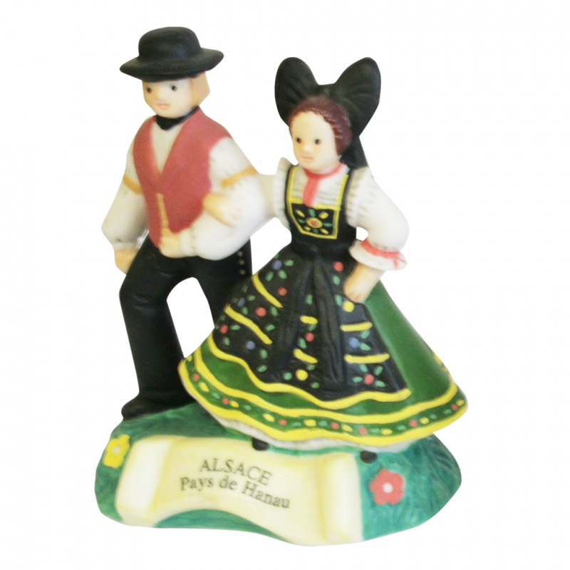 Costumes d'Alsace (Traditional Dress from Alsace)