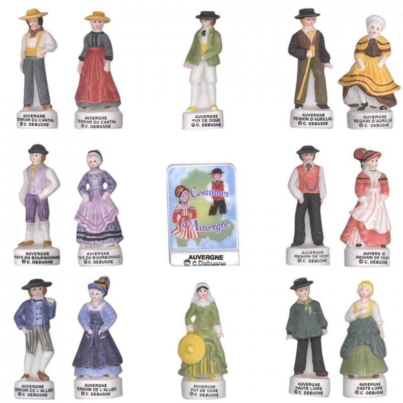 Costumes d'Auvergne