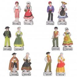 Costumes de la région PACA