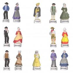 Costumes du pays de la Loire