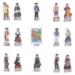 Costumes d'Aquitaine