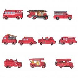 Anciens véhicules de feu