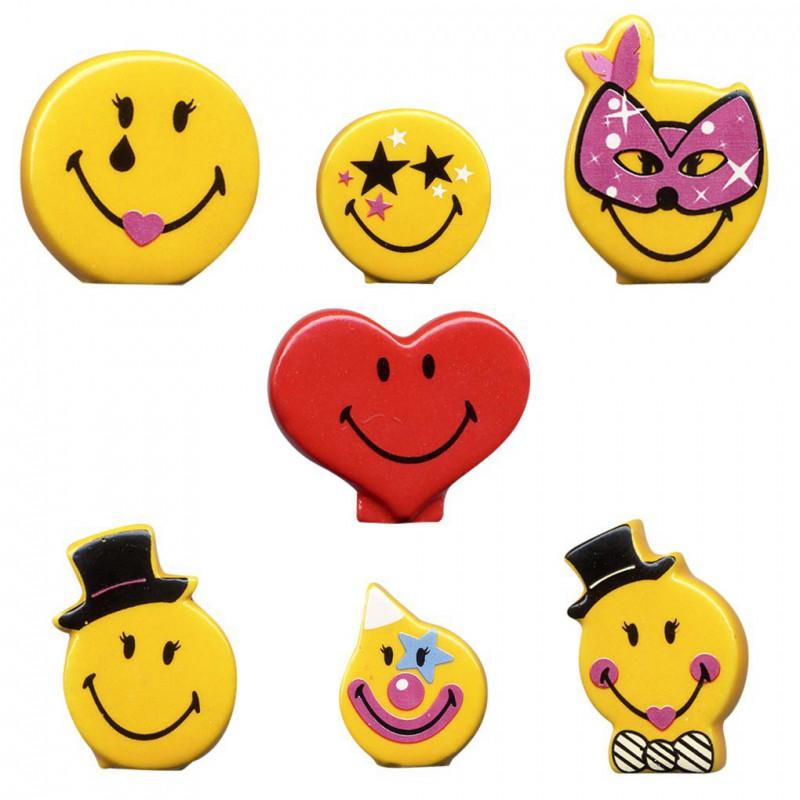 La fête Smiley world
