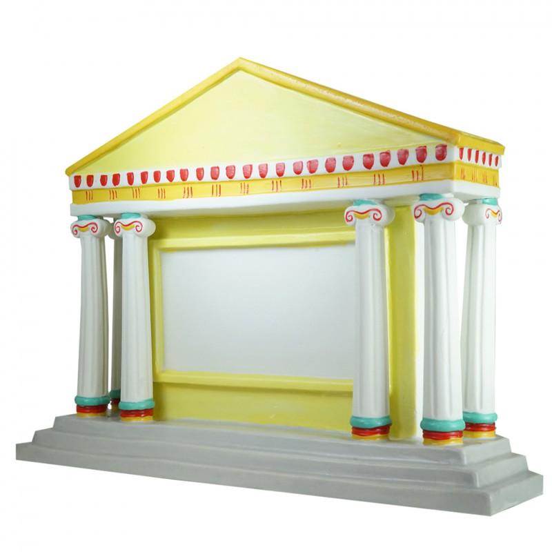 Grèce antique présentoir - Pour présenter vos collections de fèves !