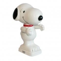 Snoopy - Grand sujet Porcelaine brillante peinte à la main