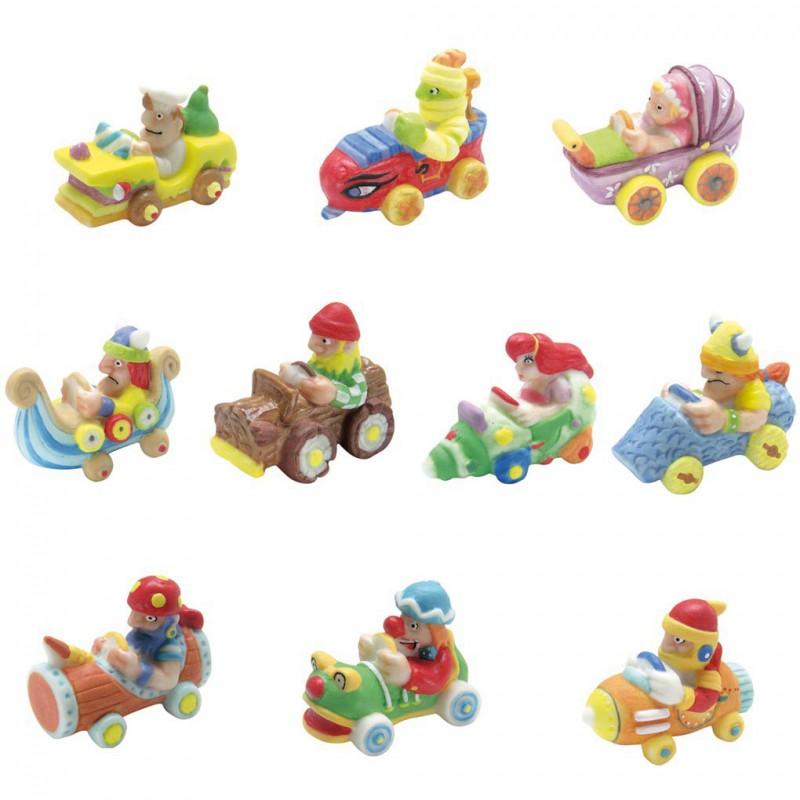Dingovoitures (Crazy Cars)