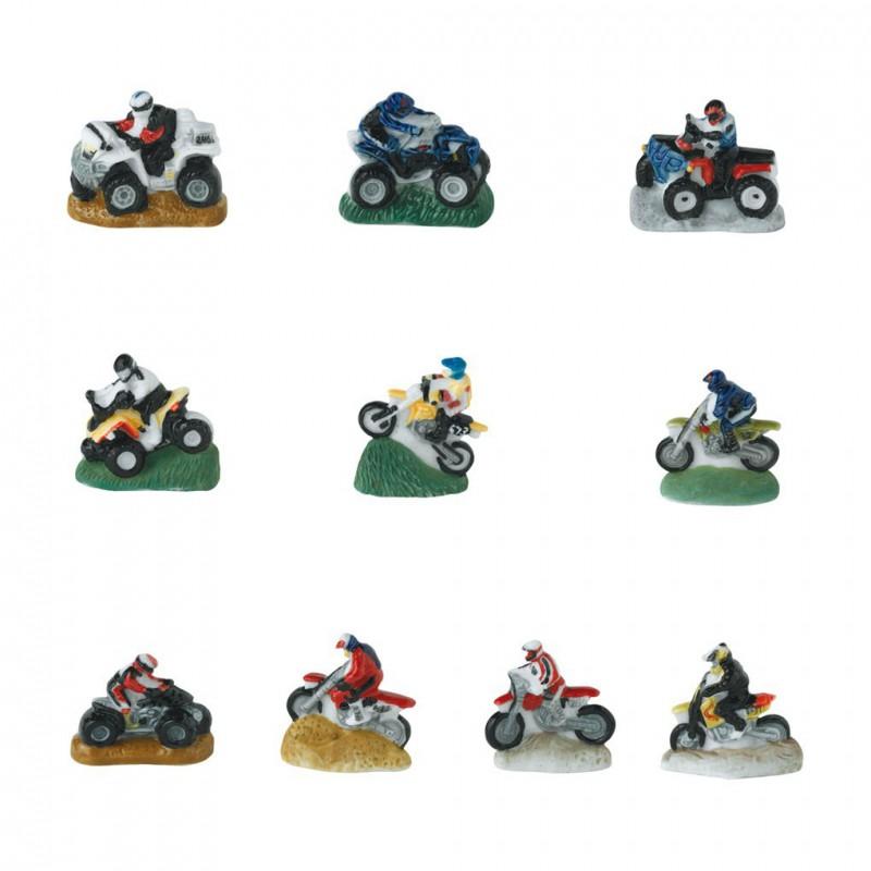 Quad et motocross