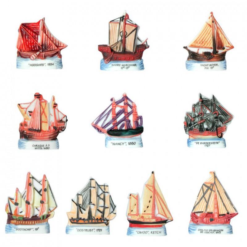 Vieux gréments (Tall Ships)