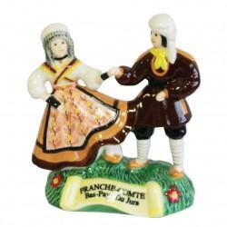Costumes de Franche Comté: Bas-Pays du Jura