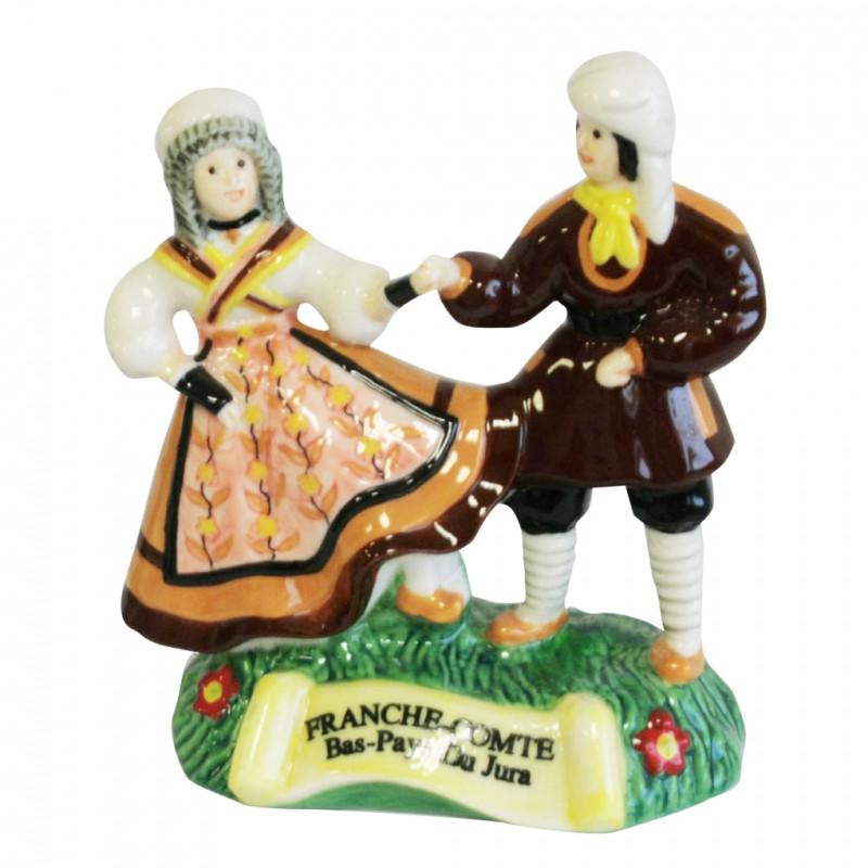 Costumes de Franche Comté bas pays du Jura (Traditional Jura Dress from the Franche-Comté)